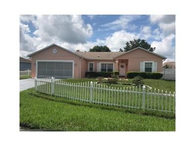 813 Hazel Grove Court, Kissimmee, FL 34758 - MLS#: O5526306