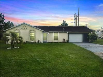 987 Trumbull Street, Deltona, FL 32725 - MLS#: O5526457