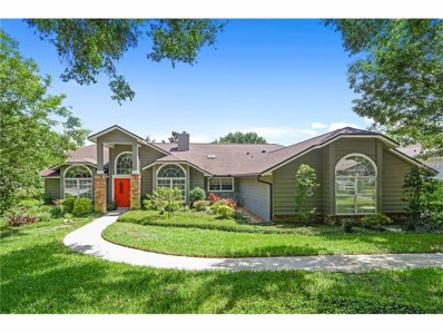 8610 Whispering Willow Court, Orlando, FL 32835 - MLS#: O5527092
