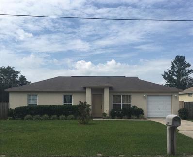 1731 Gatewood Drive, Deltona, FL 32738 - #: O5527600