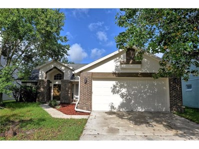 606 Great Blue Court, Orlando, FL 32825 - MLS#: O5528114