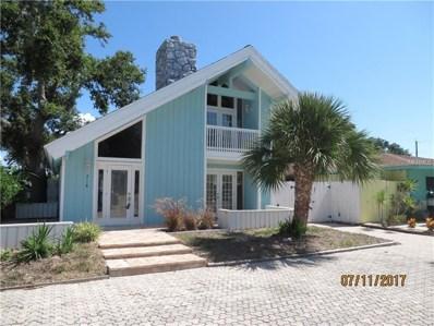 218 Jackson Avenue, Cape Canaveral, FL 32920 - MLS#: O5528194