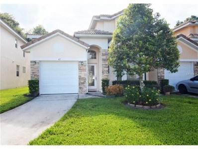 42 Chippendale Terrace, Oviedo, FL 32765 - MLS#: O5528409