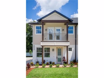 2233 E Kaley Avenue UNIT 6, Orlando, FL 32806 - MLS#: O5528431
