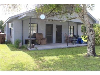 324 Pearl Street, Lake Wales, FL 33853 - MLS#: O5529617