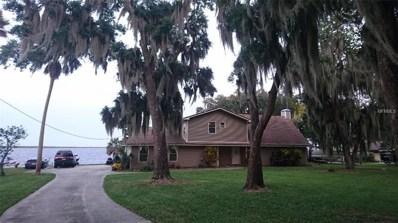 2531 Lake Front Drive, Lake Wales, FL 33898 - MLS#: O5530213