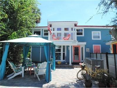 205 Cedar Avenue, New Smyrna Beach, FL 32169 - MLS#: O5530962