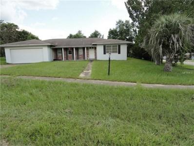 9584 N Bunker Way, Citrus Springs, FL 34434 - MLS#: O5531110