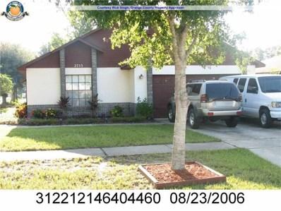 2753 Talladega Drive, Orlando, FL 32826 - MLS#: O5531216