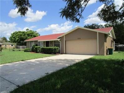 111 S Edgemon Avenue, Winter Springs, FL 32708 - MLS#: O5531423