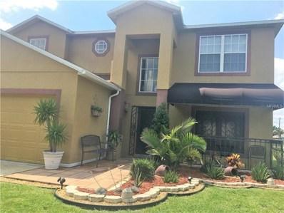 802 Grantham Drive, Kissimmee, FL 34758 - MLS#: O5532294