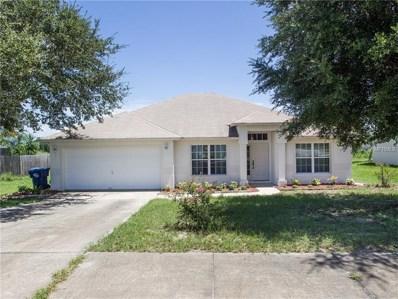 1242 Demoiselle Street, Groveland, FL 34736 - MLS#: O5532489