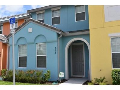 458 Captiva Drive, Davenport, FL 33896 - MLS#: O5532761