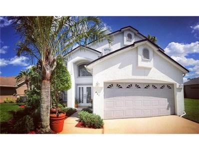 421 Turnstone Way, Orlando, FL 32828 - MLS#: O5532827