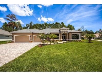 13 Humming Bird Circle, Bunnell, FL 32110 - MLS#: O5533579