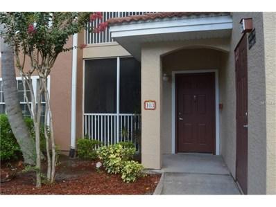 12102 Poppy Field Lane UNIT 103, Orlando, FL 32837 - MLS#: O5533629