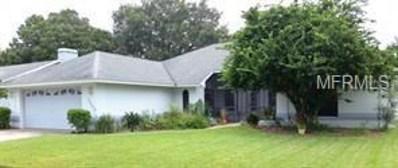 7542 Gunstock Drive, Lakeland, FL 33809 - MLS#: O5534013