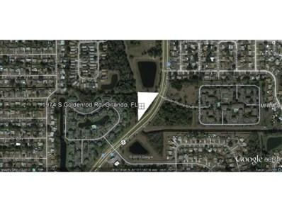 1974 S Goldenrod Road, Orlando, FL 32822 - MLS#: O5534047