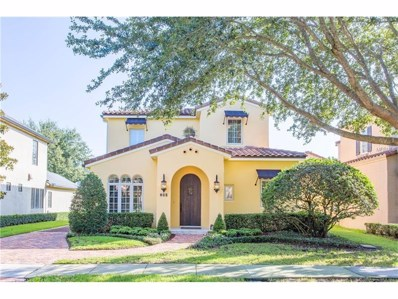 803 Hamilton Place Court, Winter Park, FL 32789 - MLS#: O5534348