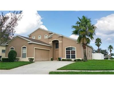 616 Ballyshannon Drive, Davenport, FL 33897 - MLS#: O5534784