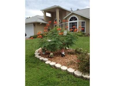 3408 Hawkin Drive, Kissimmee, FL 34746 - MLS#: O5536096