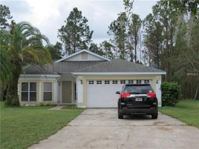 10614 Mossy Creek Court, Orlando, FL 32825 - MLS#: O5536666