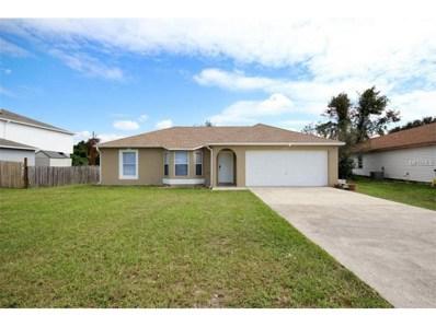 2155 Swanson Drive, Deltona, FL 32738 - MLS#: O5536776