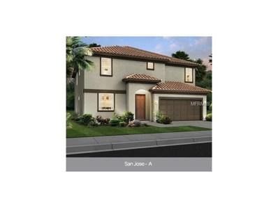 5204 Oakbourne Avenue, Davenport, FL 33837 - MLS#: O5537117