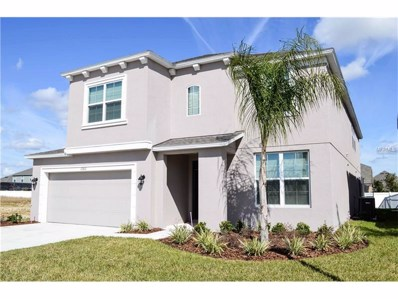 1282 Yorkshire Court Court UNIT 43, Davenport, FL 33896 - MLS#: O5537121