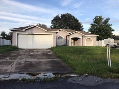 832 San Pedro Ct, Kissimmee, FL 34758 - MLS#: O5537395