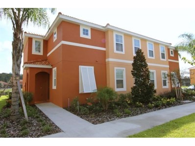 821 Las Fuentes Drive, Kissimmee, FL 34747 - MLS#: O5537504