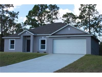 3410 Goldenhills Street, Deltona, FL 32738 - MLS#: O5538441