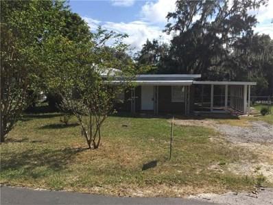 103 S Bay Lake Avenue, Mascotte, FL 34753 - MLS#: O5538614