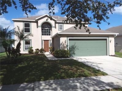 13416 Copper Head Drive, Riverview, FL 33569 - MLS#: O5539067