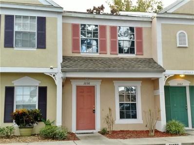 1058 Vineland Place UNIT 1058, Lake Mary, FL 32746 - MLS#: O5539579