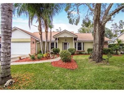213 Secret Way, Casselberry, FL 32707 - MLS#: O5539819