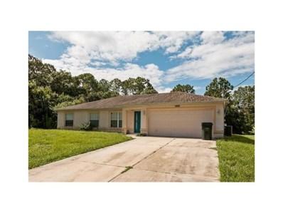 5855 Casanova Avenue, North Port, FL 34291 - MLS#: O5539851
