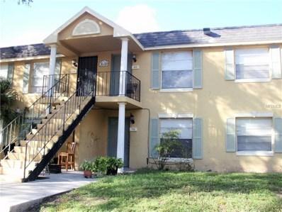 7640 Forest City Road UNIT B-78, Orlando, FL 32810 - MLS#: O5539857