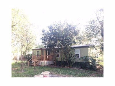 23416 Fort Christmas Road, Christmas, FL 32709 - MLS#: O5539971