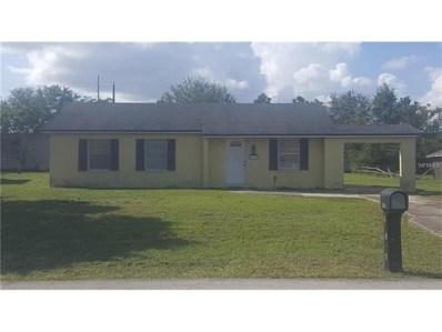 938 W Embassy Drive, Deltona, FL 32725 - MLS#: O5540626