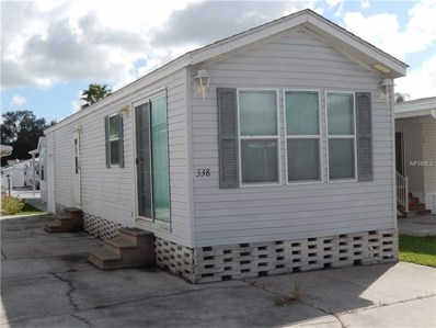 338 Arnold Palmer Drive, Davenport, FL 33837 - MLS#: O5540892