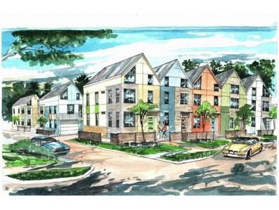 1607 Woodward Street UNIT 14, Orlando, FL 32803 - MLS#: O5541338