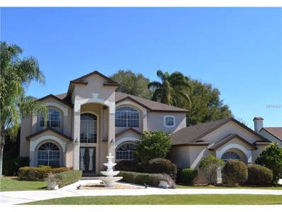 843 Golf Valley Drive, Apopka, FL 32712 - #: O5541357