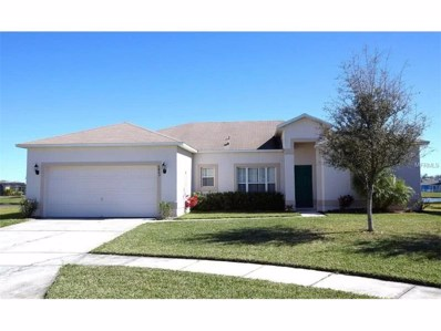 5463 Crepe Myrtle Circle, Kissimmee, FL 34758 - MLS#: O5541510