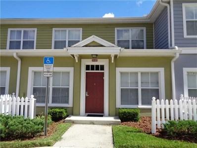 2616 Lodi Circle UNIT 103, Kissimmee, FL 34746 - MLS#: O5541827