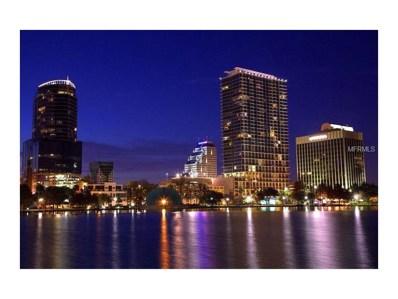 150 E Robinson Street UNIT 1607, Orlando, FL 32801 - MLS#: O5541953