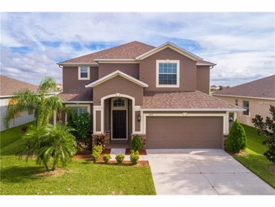 3602 Cortland Drive, Davenport, FL 33837 - MLS#: O5542314
