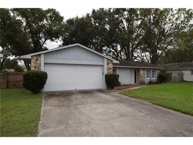 1014 Woodall Drive, Altamonte Springs, FL 32714 - MLS#: O5542678