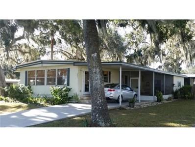 224 N Lake Shore Drive, Leesburg, FL 34788 - MLS#: O5543177