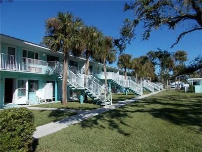 541 S Peninsula Avenue UNIT B13, New Smyrna Beach, FL 32169 - MLS#: O5543774